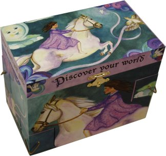 Fairytale Music Boxes