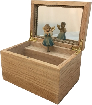Angel Music Boxes