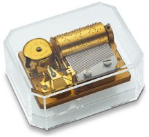 Reuge 72 Note Music Box
