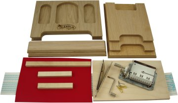 Teanola Hand Cranked Musical Box Kit