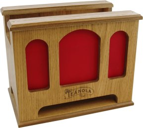Teanola Hand Cranked Musical Box