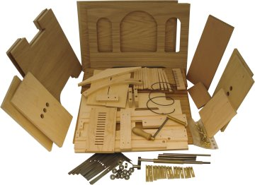 Teanola Hand Cranked Mechanical Organ Kit
